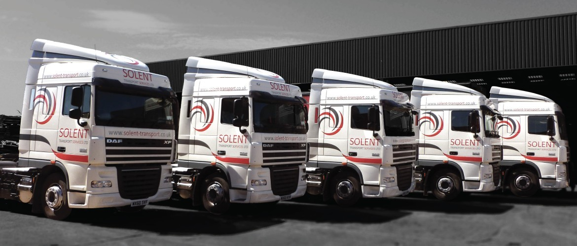 Vehicle graphics for Solent Transport Services fleet