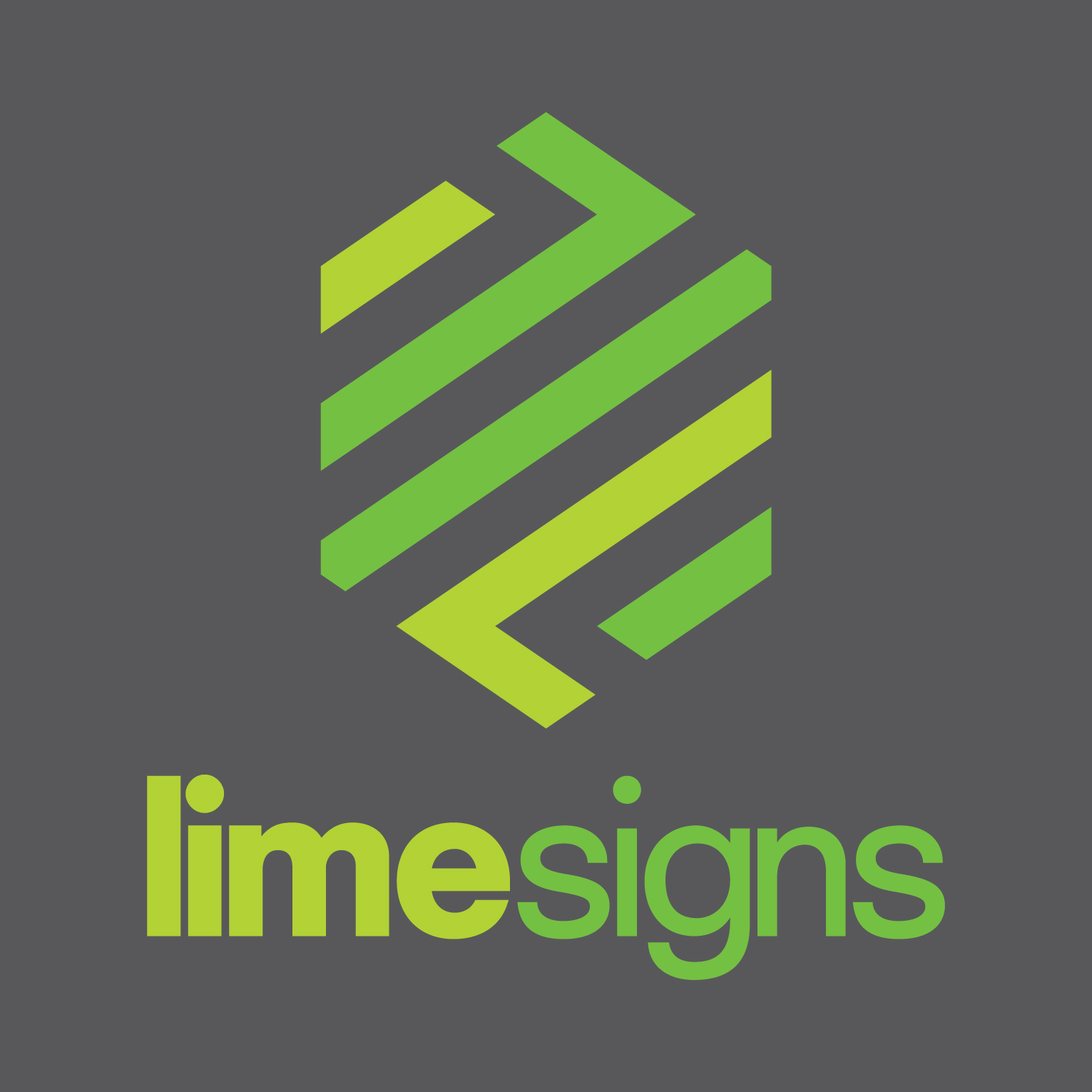 New branding for Limesigns