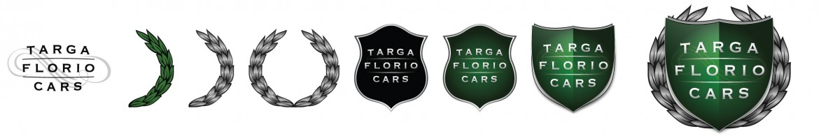 Logo design and creation for Targa Florio Cars